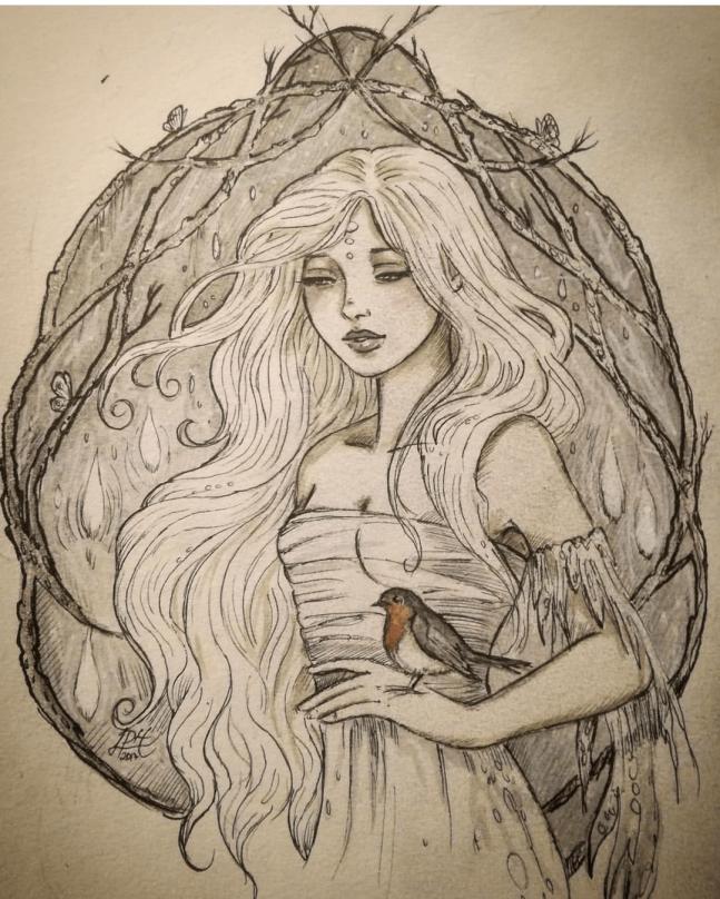 Aquarian Goddess - When I